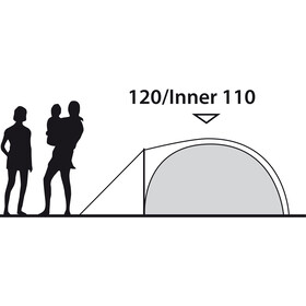 Outwell Cloud 2 Tent